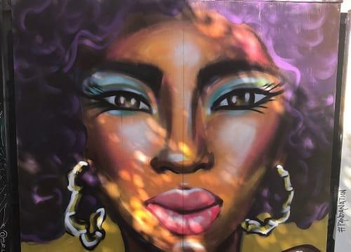 Lexi Bella - Street Murals and Public Art