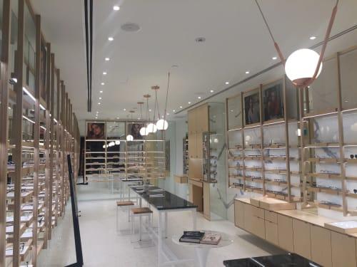 BonLook, Stores, Interior Design