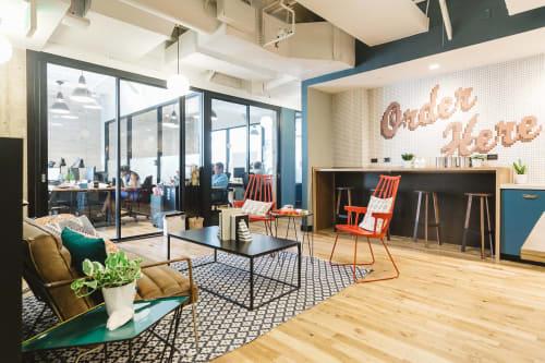 WeWork Fine Arts Building, Offices, Interior Design