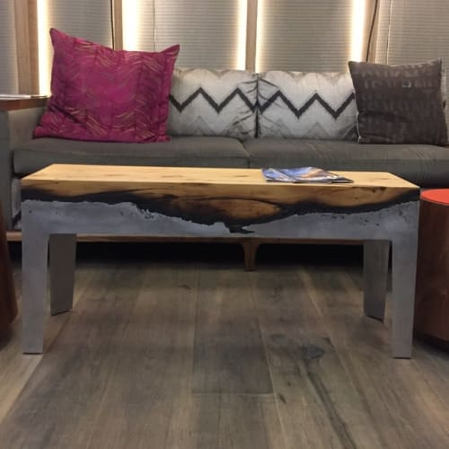 Tables by Hilla Shamia seen at Hyatt Herald Square New York, New York - Coffee Table
