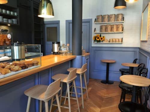 Cafe Mec, Cafès, Interior Design