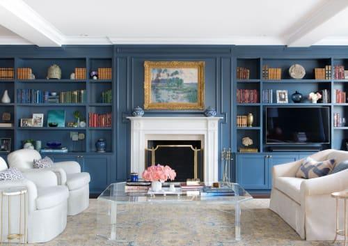 Interior Design by ABH Interiors seen at Private Residence, San Francisco - Interior Design
