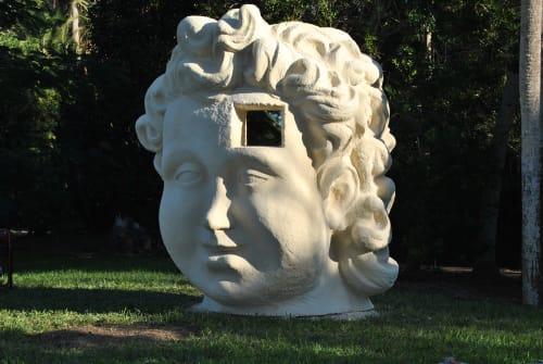 Leonard Ursachi - Public Sculptures and Sculptures