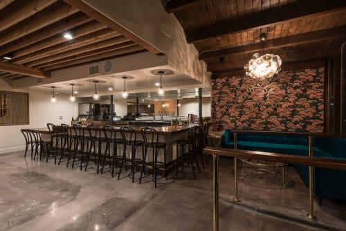 Red Herring, Restaurants, Interior Design