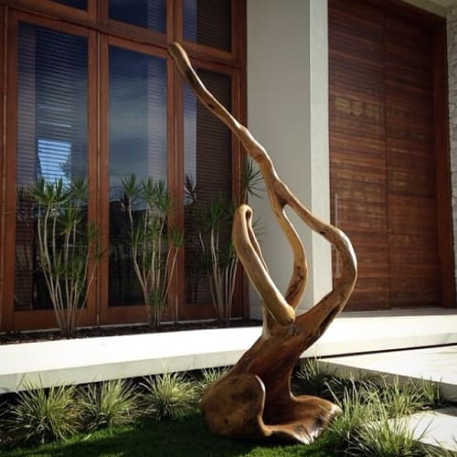 Sculptures by Atelier Hugo França at Private Residence - Ximana Sculpture