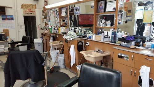 Lacy's Barber Shop - Laniya Mason