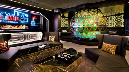 W New York - Times Square, Hotels, Interior Design