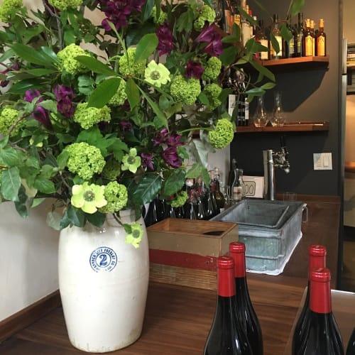 Floral Arrangements by The Petaler seen at Frances, San Francisco - Floral Arrangements