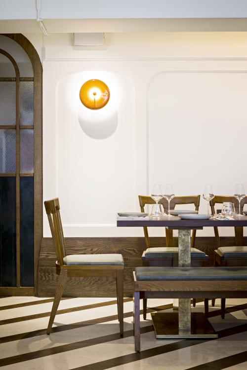 Tables by Chelsea Upholstery & Interiors at Bonhomie, Paris - Dining Tables and Seating