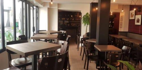 L'Ivress Bourse, Bars, Interior Design