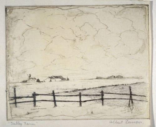 Albert Barrows - Paintings and Art