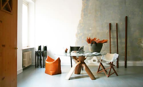 Manifesto Design - Chairs and Tables