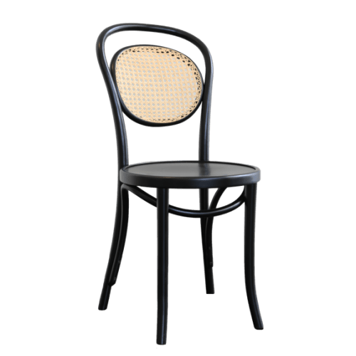 Chairs by 1000 Chairs seen at Feathers Hotel, Burnside - No. 15 Valois and No. 18 Thonet