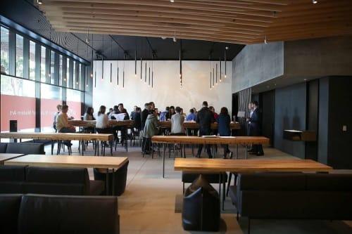 In Situ, Restaurants, Interior Design