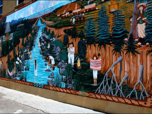 Ernesto A. Paul - Street Murals and Public Art