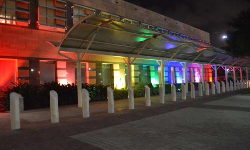 U.S. Consulate General, Mumbai, Public Service Centers, Interior Design
