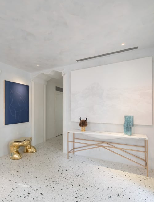 Interior Design by Reddymade seen at Yulman Residence, Miami Beach - Interior Design