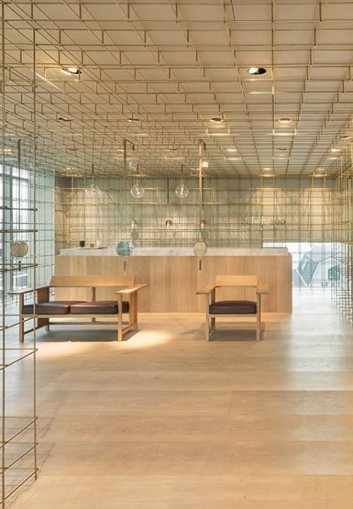 Chairs by Mattiazzi Italy at Sulwhasoo Flagship Store, Dosan-daero 45-gil - Clerici