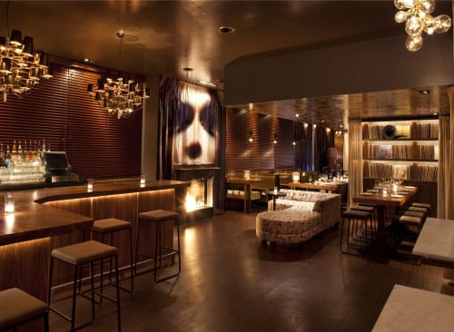Chambers, Night Clubs, Interior Design