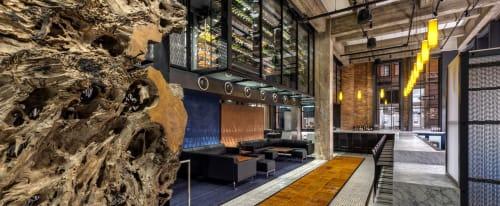 Mourad, Bars, Interior Design