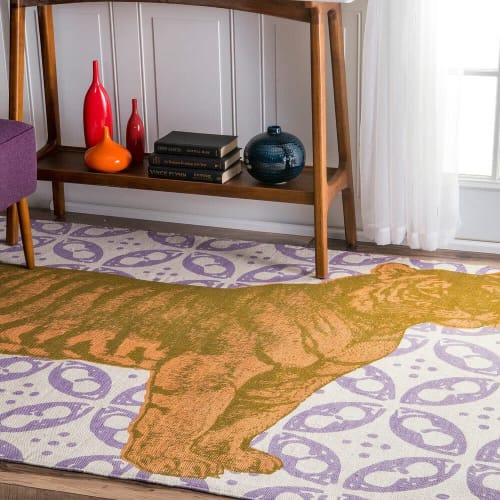 Rugs by Thomas Paul seen at Private Residence, New York - Tiger Rug