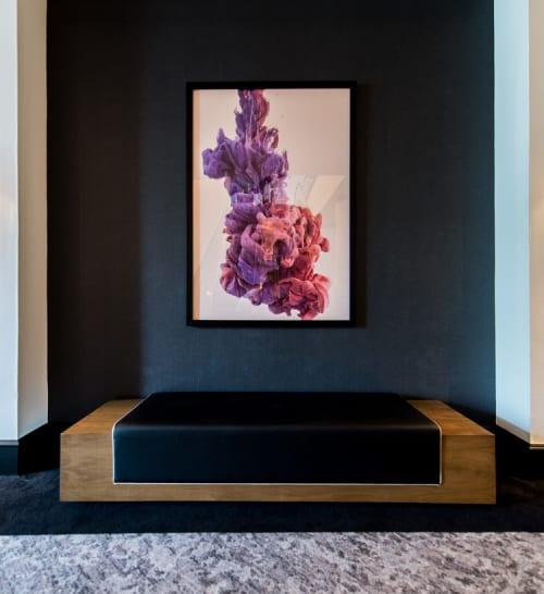Photography by Alberto Seveso seen at Loews Miami Beach Hotel, Miami Beach - The Black Trap in Munich