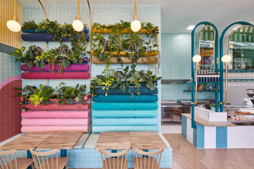 Piada, Restaurants, Interior Design