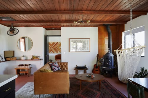 The Joshua Tree Casita, Hotels, Interior Design