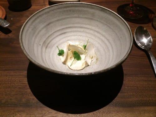 Tableware by Akiko's Pottery seen at COI, San Francisco - Handmade Bowl