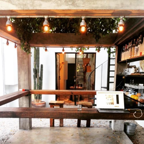 See mezcal tasting bar by stu waddell at drift san jose