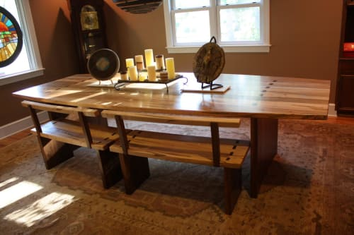 Joseph Thompson Woodworks - Tables and Furniture