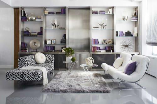 Interior Design by KL Interiors/Keith Lichtman seen at SoHo Loft, New York - Interior Design
