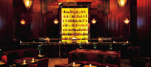 The Clift, Hotels, Interior Design