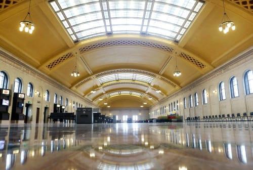 Union Depot, St. Paul, Public Service Centers, Interior Design