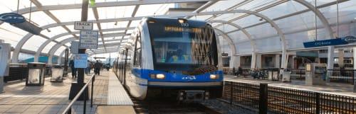 Charlotte Area Transit System, Public Service Centers, Interior Design