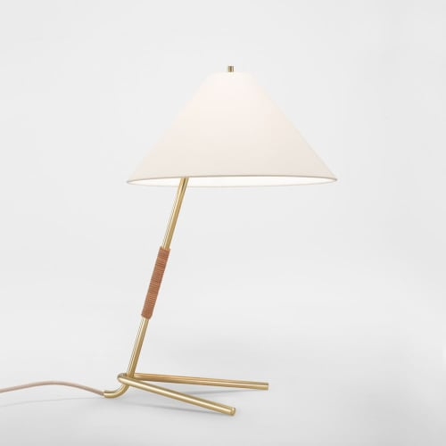Lighting by J.T. Kalmar at 11 Howard, New York - Hase TL Table Lamp