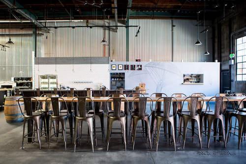 The Rare Barrel, Bars, Interior Design