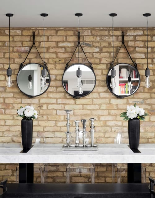Interior Design by Casa Botelho seen at South Kensington Home, London - Interior Design