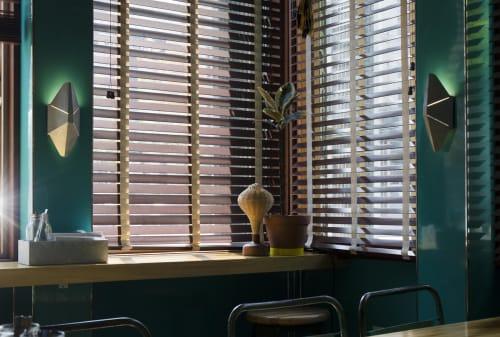 Sconces by CBR Studio seen at Brooklyn Restaurant, Brooklyn - Sheath Sconce