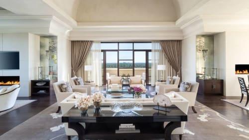 Four Seasons Resort Orlando at Walt Disney World® Resort, Hotels, Interior Design