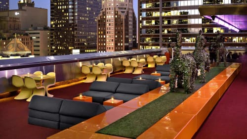The Standard, Downtown LA, Hotels, Interior Design