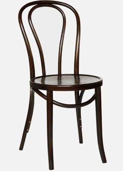 Chairs by Michael Thonet seen at Red Herring, Los Angeles - Thonet Chair (Designed by Michael Thonet)
