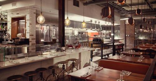 Bestia, Restaurants, Interior Design