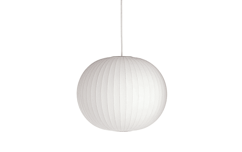 Pendants by George Nelson seen at Park Avenue Autumn/Winter/Spring/Summer, New York - Nelson Ball Pendant Lamp
