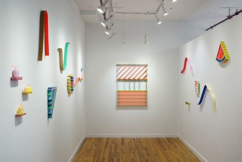 Art & Wall Decor by CHIAOZZA seen at Owen James Gallery, New York - CHIAOZZA : Wall Works