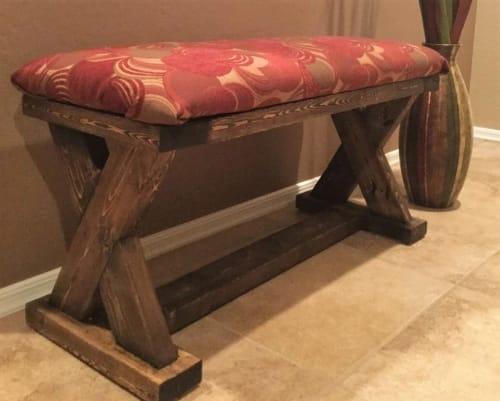 Sarah Boychuk - Tables and Furniture