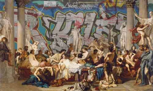Marco Battaglini - Art and Murals