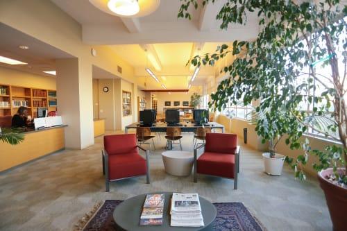 California Institute of Integral Studies, Other, Interior Design