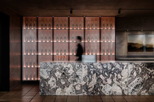 Hardware by Yarra Valley Commercial at Domaine Chandon, Coldstream - Interior Architecture