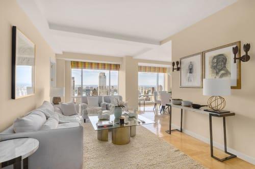 One Central Park West, Hotels, Interior Design